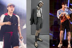 Dù đi diễn, đi chơi thì Sơn Tùng M-TP chỉ mặc duy nhất kiểu quần này