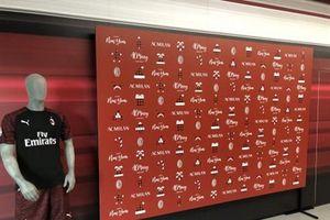 Hojitsu hợp tác với AC Milan lập học viện bóng đá ở Việt Nam