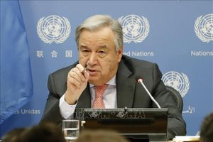 Liên hợp quốc kêu gọi đối thoại tại Venezuela