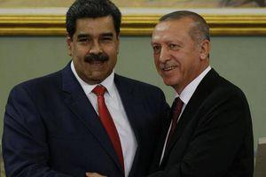 Tổng thống Thổ Nhĩ Kỳ Erdogan tuyên bố ủng hộ ông Maduro