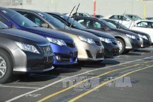 Tiêu thụ ô tô tại Thái Lan cao nhất trong 5 năm