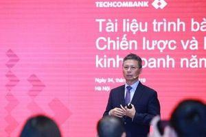 Techcombank lãi khủng, vươn lên vị trí thứ 2 sau Vietcombank