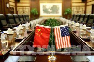 Trung Quốc, Mỹ sẽ đàm phán chuyên sâu về kinh tế và thương mại