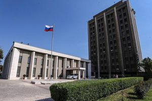 Nổ gần Đại sứ quán Nga tại Syria