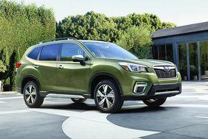 Subaru tạm ngừng sản xuất tại Nhật Bản sau khi phát hiện xe bị lỗi
