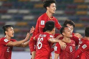 Tiền đạo Công Phượng đứng trước cơ hội lập kỷ lục ấn tượng tại Asian Cup