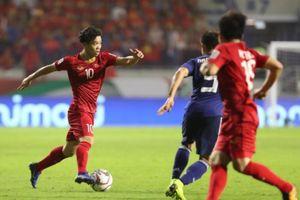 Việt Nam dừng bước trước Nhật Bản