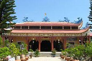 Lâm Đồng: Lắng nghe tâm tư, nguyện vọng của các tăng, ni, phật tử, trụ trì Thiền viện Vạn Hạnh