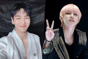 NU'EST Baekho cảm ơn V (BTS): 'Anh ấy như là một thiên thần vậy'