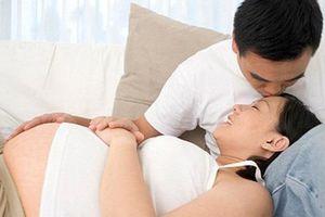 Quan hệ kiểu này rất dễ dẫn tới sảy thai khi mang bầu mẹ nào cũng cần nằm lòng