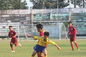 Đồng Tháp giành hạng Nhì Giải bóng đá U13 mở rộng