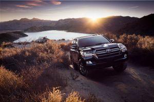 Ông hoàng SUV của Toyota sắp tung phiên bản đặc biệt