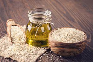 Lợi ích sức khỏe khó tin từ dầu mè