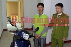 Bắt tên cướp ngân hàng ở Thái Bình, thu hồi gần 200 triệu đồng