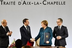 Hiệp ước Aachen: Cam kết đầy tham vọng của Pháp và Đức với EU