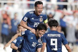 Nhật Bản trình diễn lối đá rất thực dụng ở Asian Cup 2019