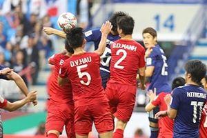 Việt Nam 0-0 Nhật Bản: Thoát thua nhờ VAR