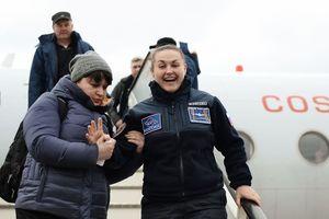 Gặp những 'bóng hồng' phi hành gia Nga từng bay vào không gian