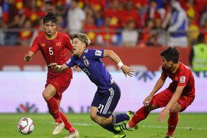 ĐT Việt Nam 0-1 ĐT Nhật Bản: Chia tay Asian Cup 2019 trong danh dự