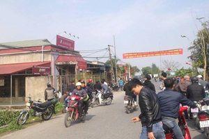 Đã bắt được nghi phạm cướp ngân hàng ở Thái Bình