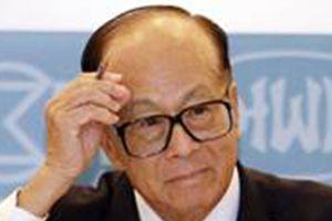 Lý Gia Thành, người giàu nhất Hồng Kông
