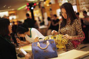 Trung Quốc sẽ vượt Mỹ, thành thị trường bán lẻ lớn nhất thế giới