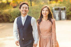 Vợ 9X mong sớm có con trong ngày sinh nhật rapper Đinh Tiến Đạt