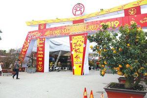 Hội chợ Xuân Kỷ Hợi 2019 quận Nam Từ Liêm: Điểm đến hấp dẫn