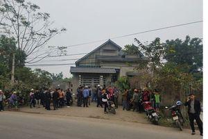 Điều tra làm rõ vụ 2 mẹ con cô giáo tử vong trong nhà ở Phú Thọ