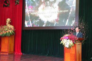 Bộ VHTTDL gặp mặt chúc Tết các cá nhân được tặng Giải thưởng Hồ Chí Minh, Giải thưởng Nhà nước về VHNT đã nghỉ hưu