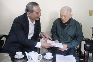Bí thư Thành ủy Trương Quang Nghĩa thăm, chúc Tết các lão thành cách mạng