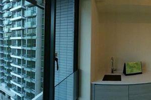 Bên trong căn hộ chưa đầy 12m2 giá gần 9 tỷ đồng