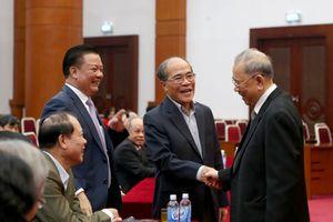 Bộ Tài chính gặp mặt cán bộ hưu trí nhân dịp Xuân Kỷ Hợi 2019