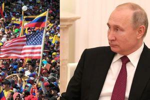 Thái độ đối đầu của Nga và Mỹ trong khủng hoảng chính trị Venezuela