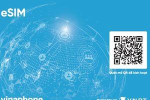Nhà mạng Việt Nam đầu tiên chính thức cung cấp eSIM