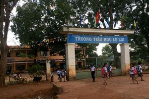 Gia Lai: Nguyên chủ tịch xã xây nhà trái phép trên đất của trường học