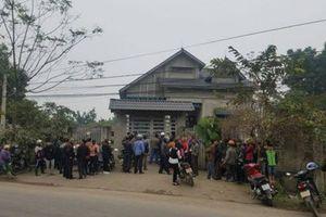 Chưa bắt được nghi phạm 2 mẹ con cô giáo nghi bị sát hại ở Phú Thọ