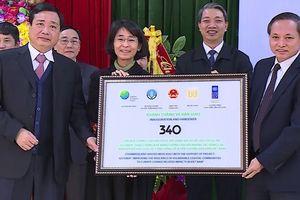 Bàn giao 340 căn nhà an toàn cho người dân tỉnh Thanh Hóa