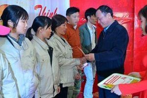 Quảng Ninh tổ chức Tết sum vầy cho người lao động