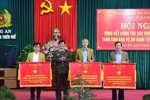 Phong trào toàn dân bảo vệ ANTQ lan tỏa ở Thừa Thiên - Huế
