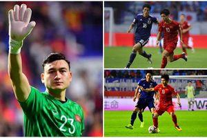 Chấm điểm ĐT Việt Nam 0-1 ĐT Nhật Bản: Văn Lâm xứng danh 'Người nhện'