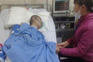 Thương cảnh người mẹ nghèo chăm 2 con song sinh nguy kịch sau tai nạn giao thông