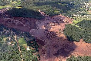50 người chết, 200 người mất tích vì vỡ đập nước thải ở Brazil