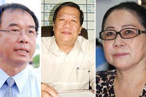 Khởi tố, bắt tạm giam nhiều nhân vật cộm cán ở TP Hồ Chí Minh