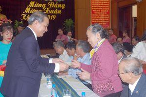 Lãnh đạo Thành ủy Đà Nẵng gặp mặt cán bộ hưu trí cao cấp