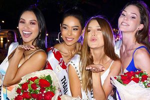 Ai sẽ đăng quang Hoa hậu Liên lục địa 2018?