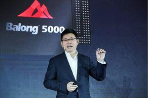 Huawei trình diễn loạt smartphone dùng chipset 5G tại MWC 2019