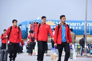 Đội tuyển Việt Nam trở về trong tình cảm ấm cúng của người hâm mộ