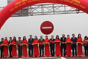 Kết nối cao tốc Hà Nội - Hải Phòng với cao tốc Cầu Giẽ - Ninh Bình