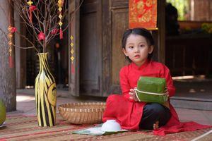 Cô bé Việt kiều nhí xinh như thiên thần